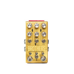 Chase Bliss Audio Brothers Analog Gainstage Pre-Order