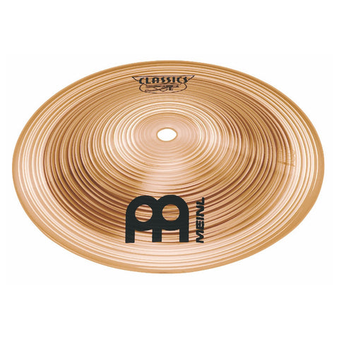 Meinl 8 Inch Classics High Bell Cymbal