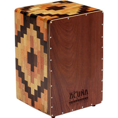 Gon Bops Alex Acuna Special Edition Cajon with Free Gig Bag