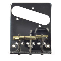 Callaham American Standard T Model Tele Bridge Assembly w/ Enhanced Compensated Saddles