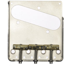 Callaham Vintage T Model Tele Bridge Assembly Specialized for Bigsby Flat-Mount Vibratos