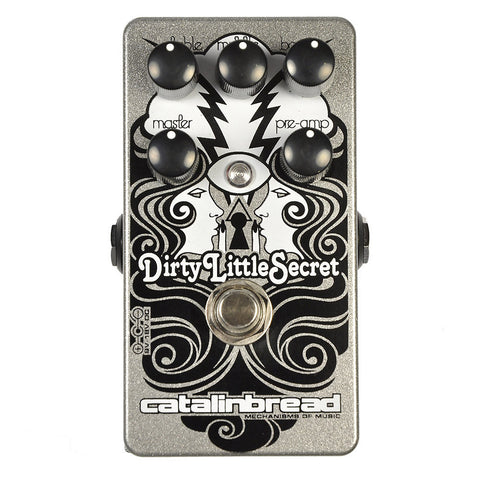 Catalinbread Dirty Little Secret Overdrive MKIII