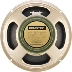 Celestion G12M Greenback 25-Watt 12 inch 8 ohm Speaker