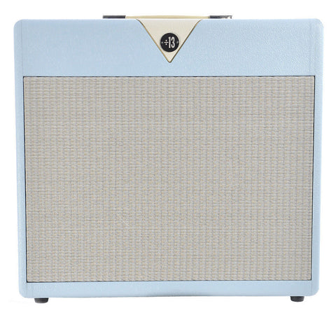 Divided By 13 CJ11 1x12 Combo Powder Blue/Egg Shell White