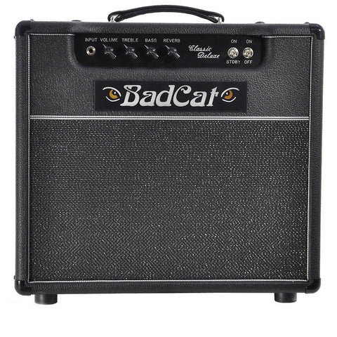 Bad Cat Classic Deluxe 20 Combo 1x12 Inch Black