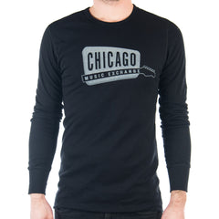 Chicago Music Exchange Thermal Black