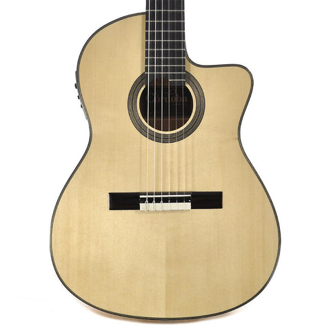 Cordoba Fusion 14 Cutaway Nylon String Acoustic-Electric