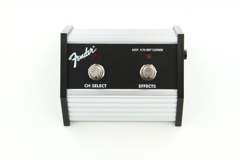 Fender Footswitch for FM65DSP, Superchamp XD - Channel & Effects 1/4 Inch