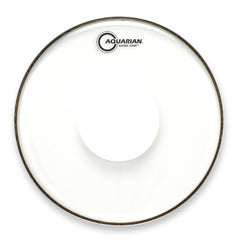 Aquarian 16 Inch Classic Clear with Power Dot Drum Head