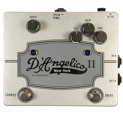 D'Angelico Pedal2 Drive & Chorus