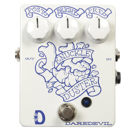 Daredevil Pedals Knuckle Duster Overdrive