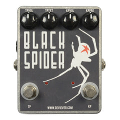 Devi Ever Black Spider Muffy Fuzz