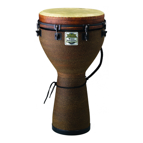Remo 10 Inch Djembe Key Tuned Earth