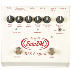 DLS Effects RotoSIM Stereo Rotary Speaker Simulator