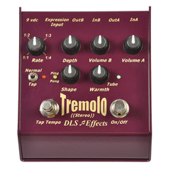 DLS Effects TR1 Stereo Tremolo with Tap Tempo