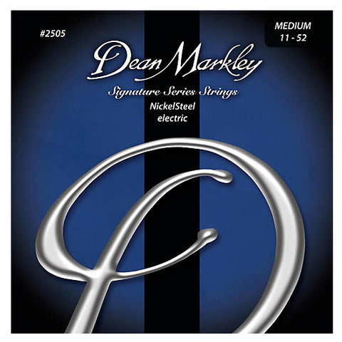 Dean Markley DM2505 Signature Series Nickel Steel Electric Guitar Strings Medium 11-52