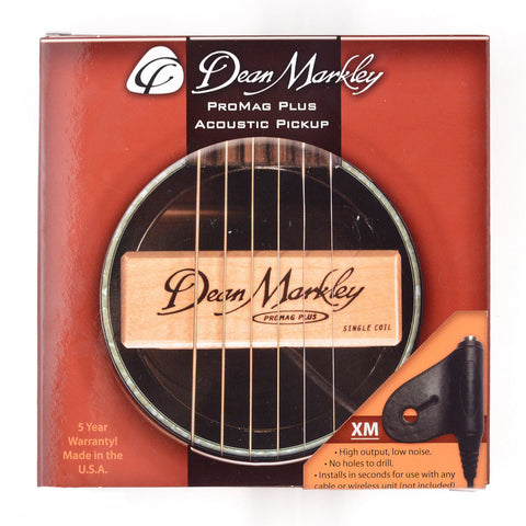 Dean Markley ProMag Plus SC Acoustic Soundhole Pickup