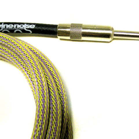 Divine Noise Color Cable Jester 15' Straight/Silent Straight