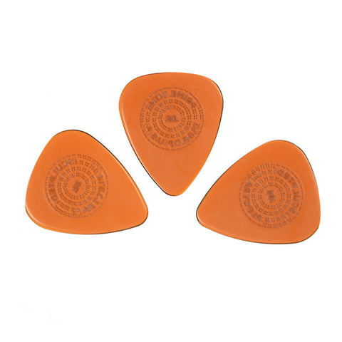 Dunlop 510P Primetone Sculpted Plectra Standard w/Grip Guitar Picks .88mm (3)