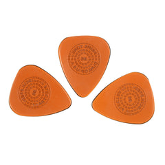 Dunlop 510P Primetone Sculpted Plectra Standard w/Grip Guitar Picks .96mm (3)