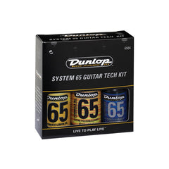 Dunlop 6504 Formula 65 System 65 Guitar Tech Kit