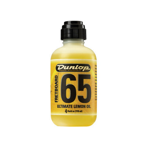 Dunlop 6554 Formula 65 Lemon Oil Polish