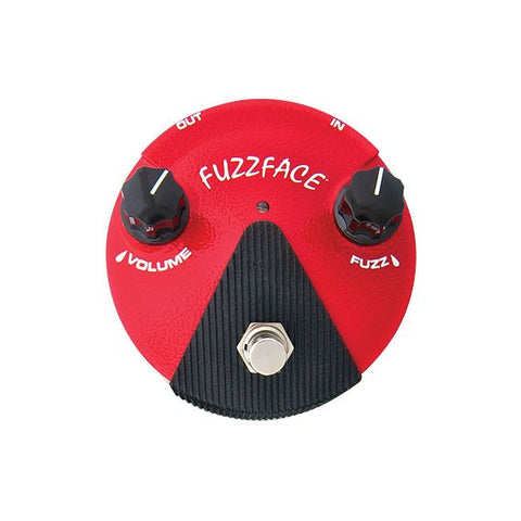 Dunlop Germanium Fuzz Face Mini Red