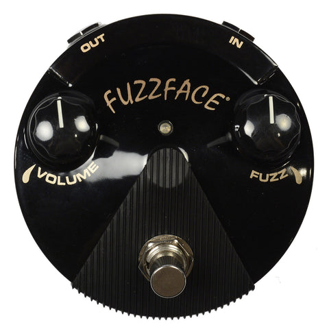 Dunlop Joe Bonamassa Signature Fuzz Face Distortion Mini