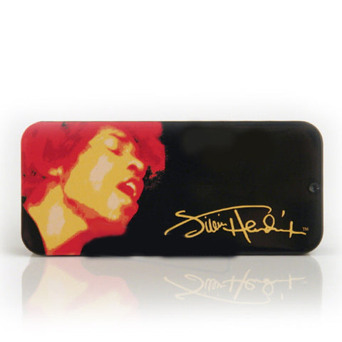 Dunlop Jimi Hendrix Electric Lady Guitar Pick Tin - Heavy