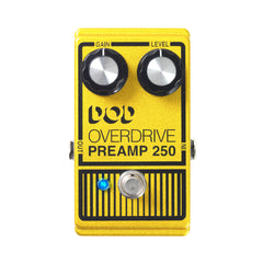 DOD Overdrive 250 Analog Overdrive Preamp