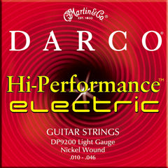 Martin Darco Electric Strings Light 10-46