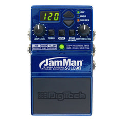 Digitech JamMan Solo XT Compact Stereo Looper/Phrase Sampler