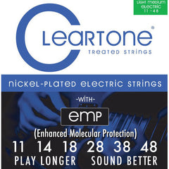 Cleartone Medium Coated Electric Strings