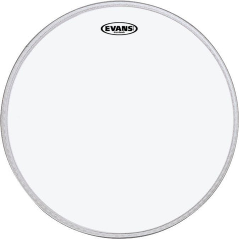 Evans 18 Inch EQ2 Bass Drum Batter Head Clear