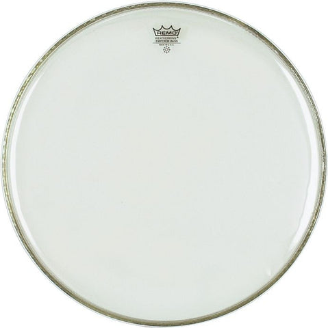 Remo 18 Inch Bass Emperor Clear Drum Head