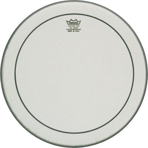 Remo 18 Inch Pinstripe Coated Bass Drum Head