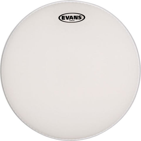 Evans 14 Inch J1 Etched Drum Head