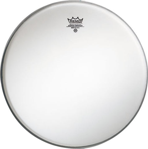 Remo 24 Inch Emperor Coated Bass Drum Head
