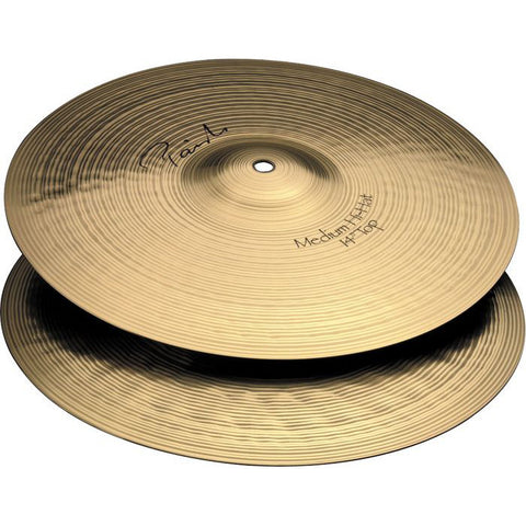 Paiste Signature 14 Inch Medium Hi-Hat Cymbals