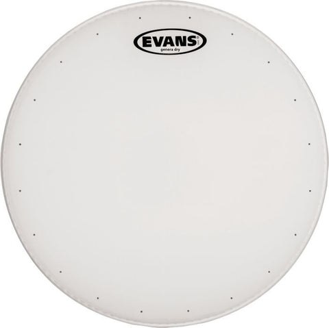 Evans 13 Inch ST Dry Snare Drum Batter Head