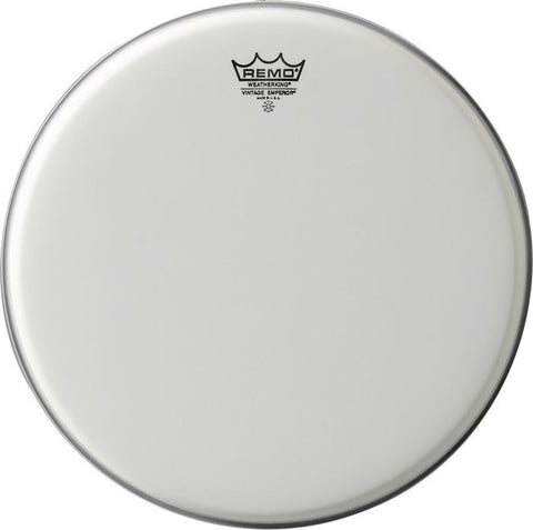 Remo 10 Inch Batter Vintage Emperor Coated Drum Head
