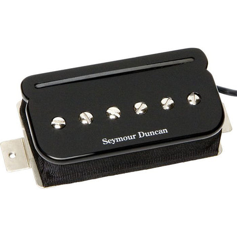 Seymour Duncan SHPR-1n P-Rails - Black Neck Pickup