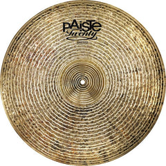 Paiste 21 Inch Twenty Masters Collection Dark Dry Ride Cymbal