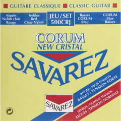 Savarez Corum New Cristal 500CRJ High Tension Strings