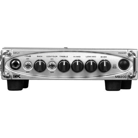 Gallien-Krueger MB200 200W Ultra Light Bass Head
