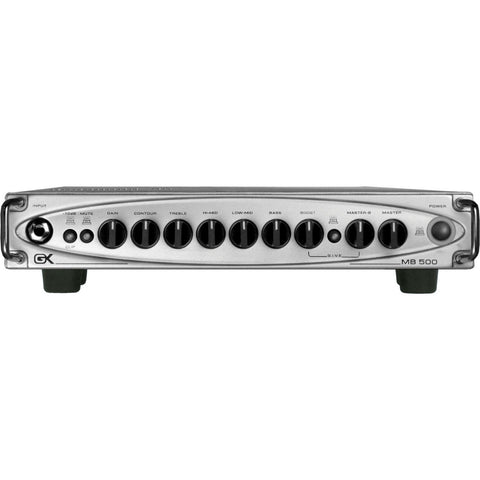 Gallien-Krueger MB500 500W Ultra Light Bass Amp Head