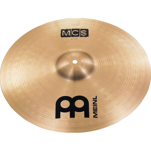 Meinl MCS 16 Inch Medium Crash Cymbal