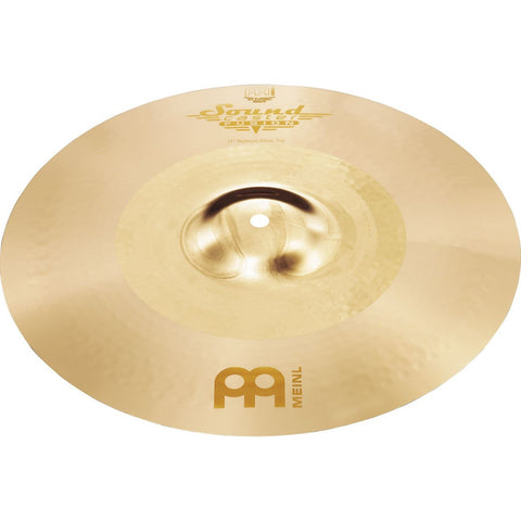 Meinl Soundcaster Fusion 14 Inch Medium Hi-hat Cymbal Pair