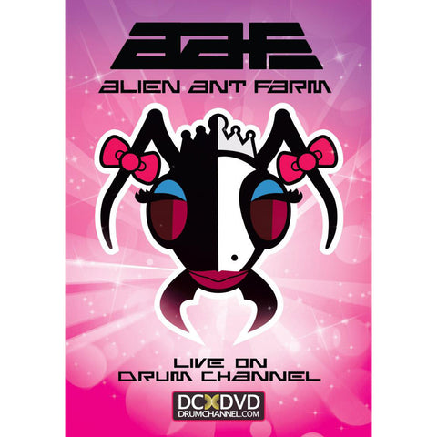 Alien Ant Farm Live on Drum Channel DVD