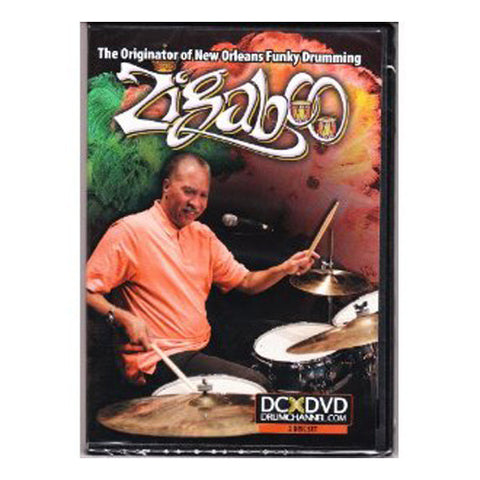 Zigaboo The Originator of New Orleans Funky Drumming